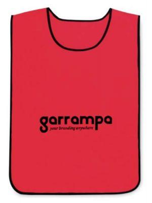 Complementos deportivos play vest chaleco deportivo en poliéster de poliéster para personalizar vista 1