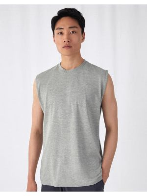 Camisetas personalizadas b&c sin mangas exact move vista 1
