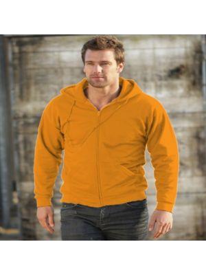 Sudaderas capucha keya swz280 de algodon con publicidad vista 1