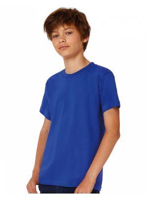 Camisetas manga corta b&c niño exact 190niño t shirt para personalizar vista 1
