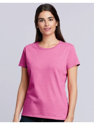 Camisetas manga corta gildan heavy cotton™ mujer con impresión vista 1
