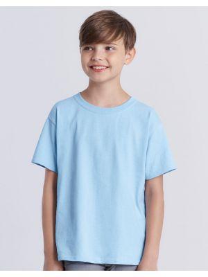 Camisetas manga corta gildan heavy niño para personalizar vista 1