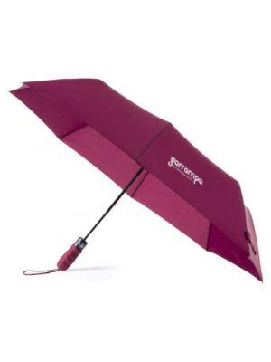 Paraguas plegables elmer de plástico para personalizar vista 1