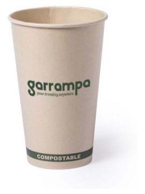 Vasos cocina hecox de compostable ecológico vista 1