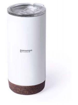 Vasos para llevar shifen de metal ecológico para personalizar vista 1