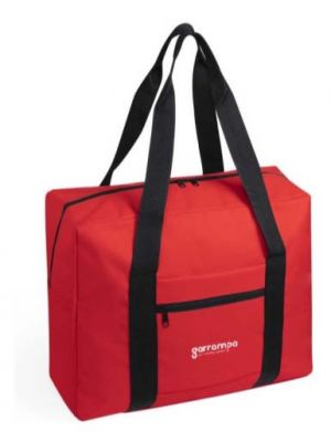 Bolsa de viaje personalizada tarok de poliéster para personalizar vista 1