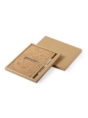 Libretas personalizadas minsor de papel ecológico con impresión vista 1