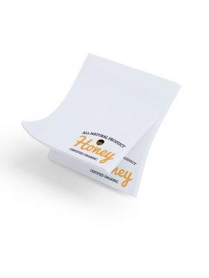 Notas adhesivas tander con publicidad vista 1
