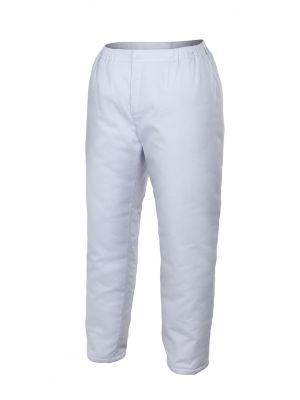 Pantalones de hostelería velilla ambientes fríos 253002 de algodon imagen 1