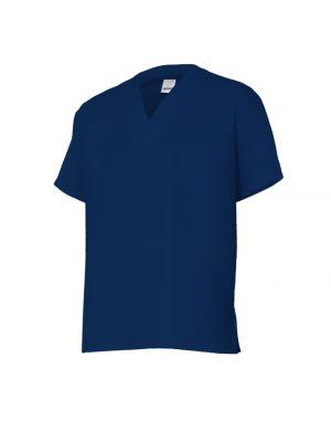 Casacas sanitarias velilla camisola manga corta industria alimentaria de algodon vista 1