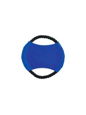 Juegos de playa frisbee flybit de algodon con publicidad vista 1