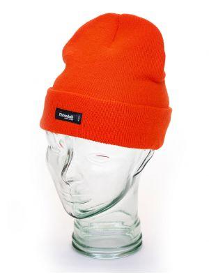 Gorros invierno yoko fluorescente thinsulate fluo yoko con logo vista 2