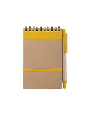 Libretas sin anillas ecocard de cartón ecológico imagen 2