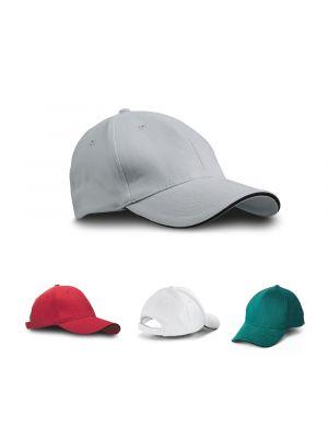 Gorras heavy de algodon para personalizar vista 1