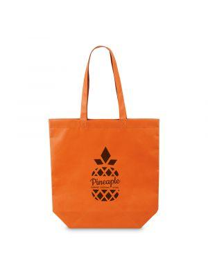Bolsas compra tanah no tejido con logo vista 1