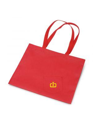 Bolsas compra roxana no tejido con logo imagen 1