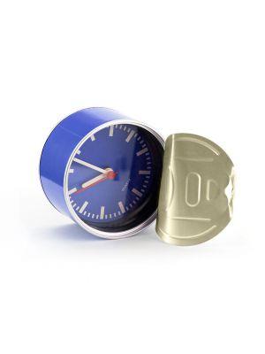 Relojes sobremesa proter de metal con impresión imagen 1