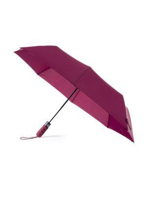 Paraguas plegables elmer de plástico para publicidad vista 2