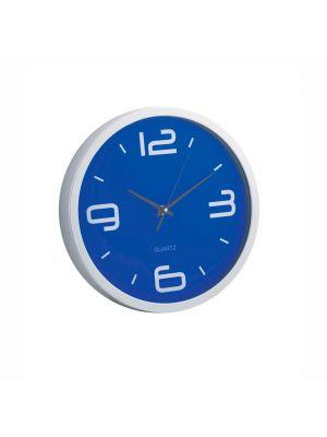 Relojes pared cronos con logo vista 1