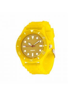 Relojes pulsera fobex de silicona con publicidad vista 1