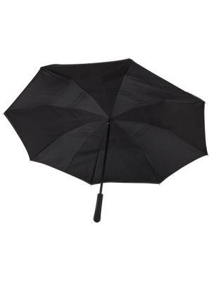 Paraguas plegables revers 23 lima de poliéster con logo vista 1