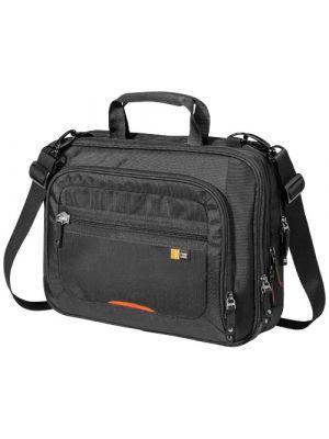 Maletines para portátil laptop 14 is ideal for safety controls de nylon con impresión imagen 1