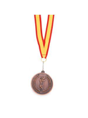 Trofeos y medallas medalla corum de metal vista 1