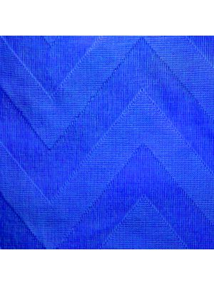 Toallas de playa zigzag de algodon imagen 1