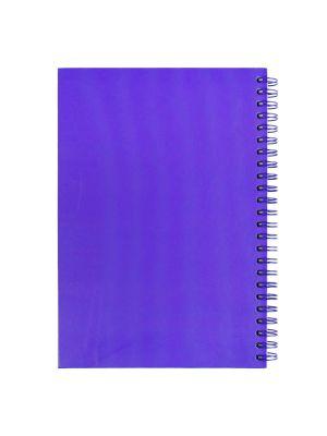 Cuadernos con anillas log de papel con publicidad imagen 1