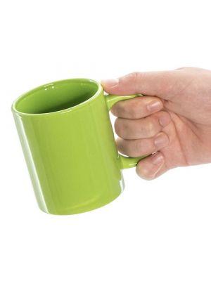 Taza clásica zifor de cerámica imagen 2