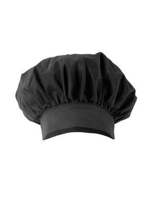 Gorros de cocina velilla gorro francés de 190 gr de algodon para personalizar vista 1