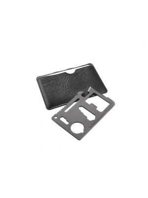 Herramientas multifunción multiherramienta wicax de metal con impresión vista 1