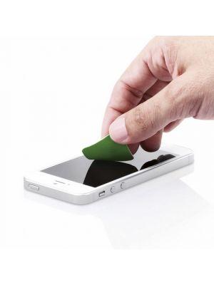 Limpia pantallas nopek de microfibra con impresión vista 1