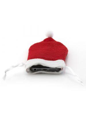 Navidad funda zisuk de poliéster con logo vista 2