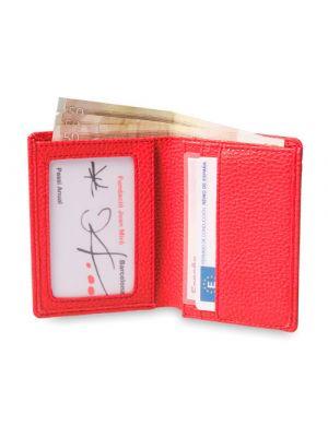 Carteras y monederos cartera lanto de polipiel con logo imagen 1
