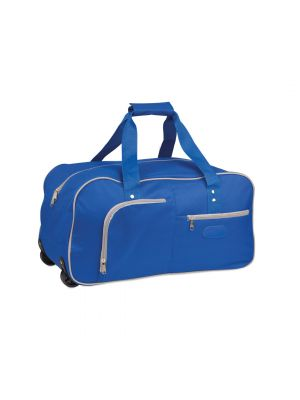 Bolsa de viaje personalizada nevis de poliéster con publicidad imagen 1