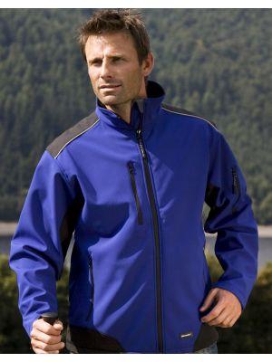 Chaquetas de trabajo result chaqueta de trabajo softshell ripstop con impresión vista 4