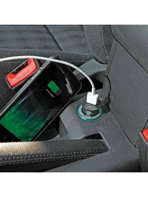 Cargadores de coche charge con publicidad imagen 1