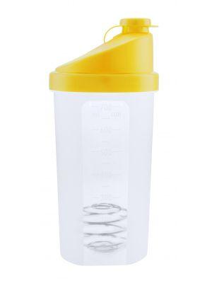 Bidones bravux de plástico con publicidad vista 1