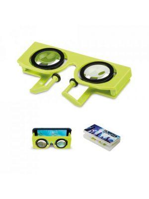Gafas de realidad virtual oculars con publicidad vista 4