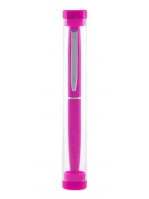 Bolígrafos básicos bolsin de metal con publicidad vista 1
