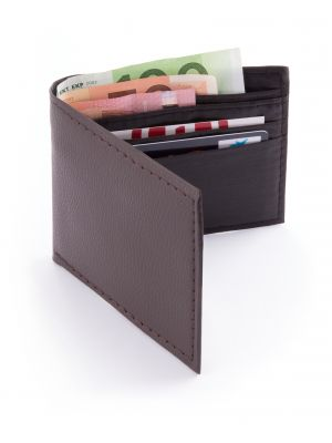 Carteras y monederos cartera mudson de polipiel con impresión imagen 1