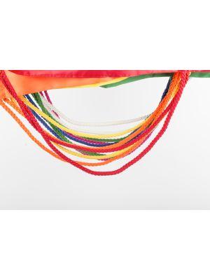 Mochila cuerdas personalizada sibert de poliéster vista 1
