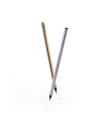 Lápices y portaminas karpel de madera con impresión imagen 1