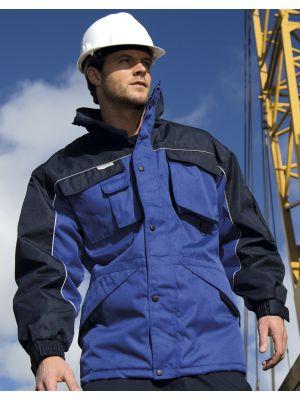 Chaquetas de trabajo result abrigo combo industrial workguard™ vista 2