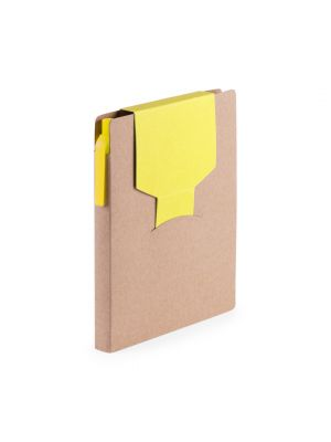 Libretas sin anillas cravis de cartón ecológico vista 1