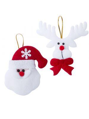 Navidad set tainox de poliéster vista 1