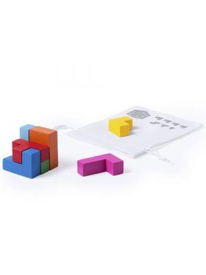 Juguetes y puzzles juego habilidad jetex de madera vista 1