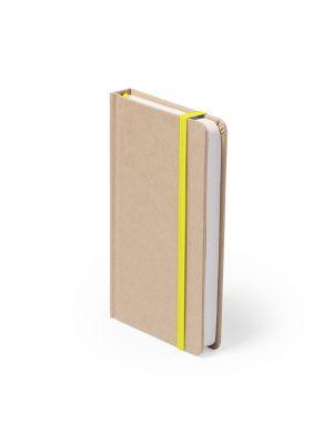 Libretas con banda elastica raimok de cartón ecológico vista 1