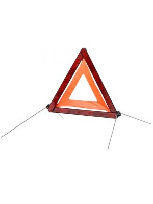 Automóvil triángulo emergencia bikul con impresión imagen 1